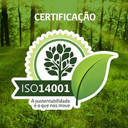 Certificação da ISO