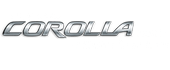 Logo COROLLA SEDAN